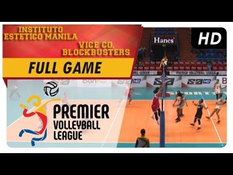 PVL RC Season 2 Men's Division: IEM vs. Vice Co. | Full Game | 4th Set | May 23, 2018