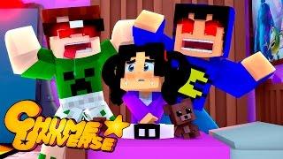 Minecraft: ASSUSTANDO CRIANÇAS! (Chume Universe #4)