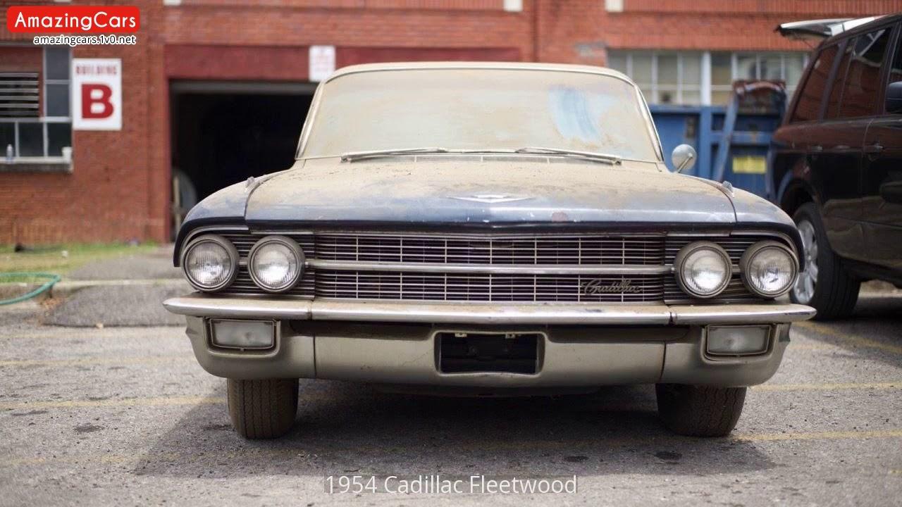 1954 Cadillac Fleetwood - YouTube