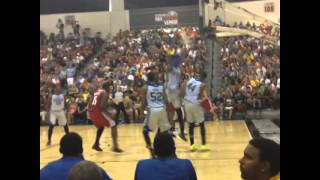 Andrew Wiggins Summer League Spin Move Dunk!