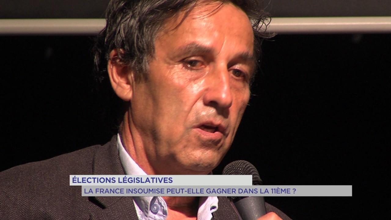 11e circonscription : La France Insoumise peut-elle l'emporter après les résultats de la présidentielle ?
