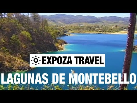 Lagunas De Montebello (Mexico) Vacation Travel Video Guide