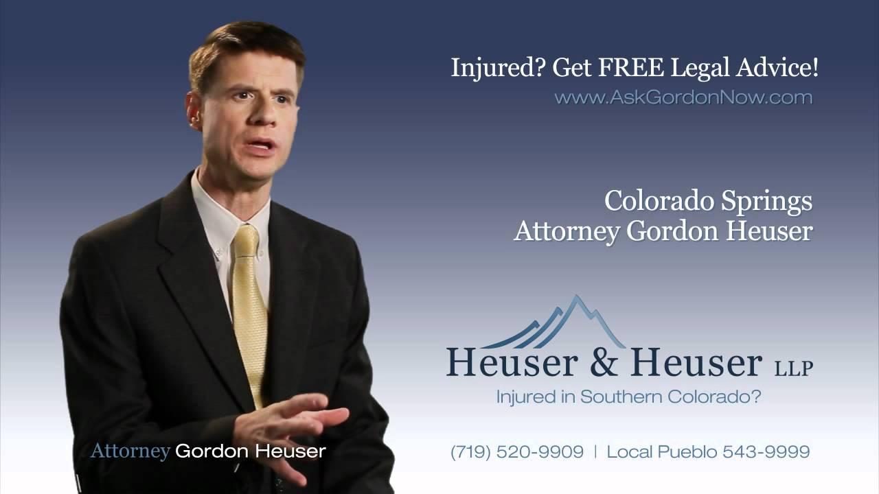 Personal Injury Attorney Colorado