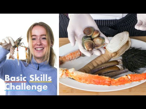 50 People Guess Shellfish Types | Epicurious