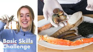 50 People Try to Identify Shellfish | Epicurious