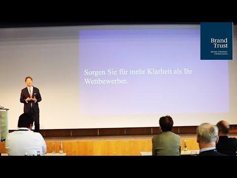 """Jürgen Gietl: """"Sorgen Sie für mehr Klarheit als Ihr Wettbewerber"""""""