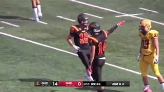 2018 Homecoming Highlights: Guelph Gryphons vs Queen's Gaels