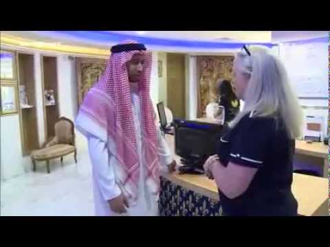 Reportage TF1  Versailles Dental Clinic Dubai 2014