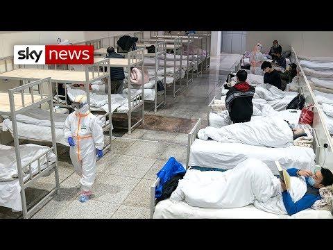 Coronavirus Overtakes SARS Death Toll