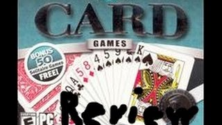 Hoyle Card Games 2005 Review