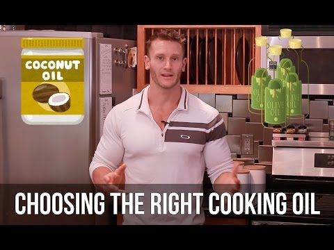 How to Make Healthy Cooking Oil Choices- Thomas DeLauer