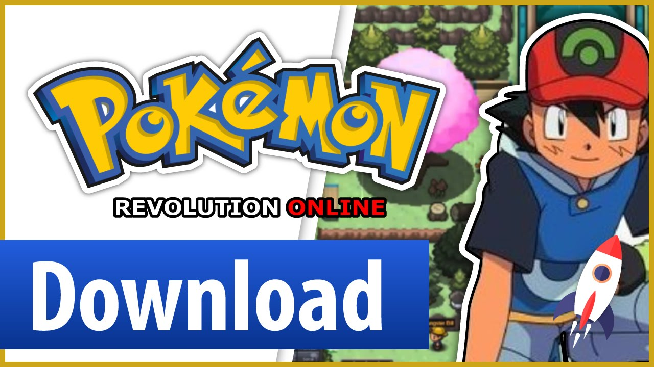 pokemon revolution online download not working