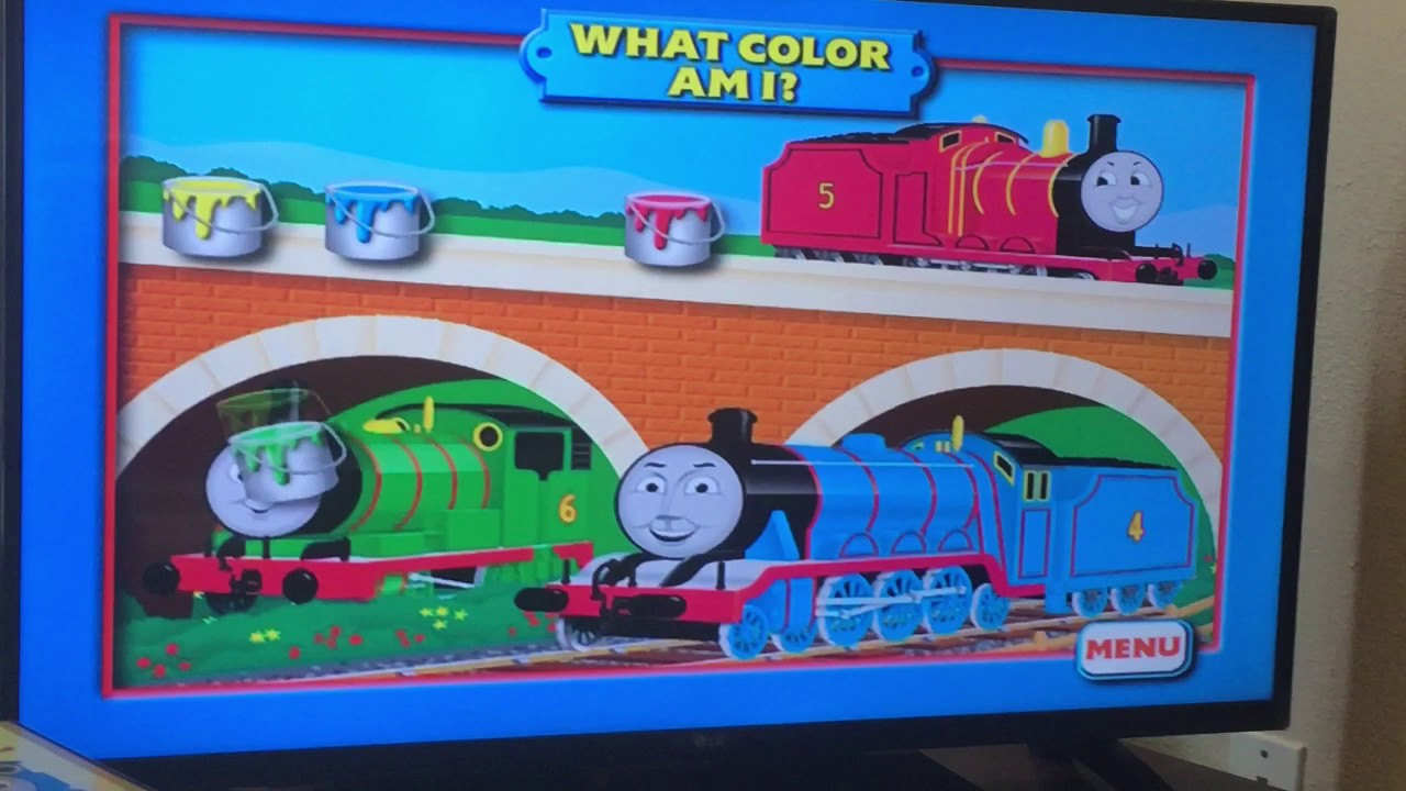 Best Of Thomas Dvd Games Youtube