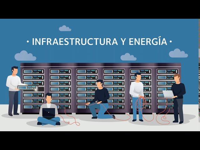 Infraestructura y energía - DIEGO HUGUET