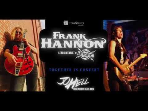 Frank Hannon & Jo Hell