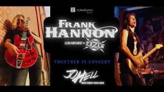 Frank Hannon & Jo Hell  Concert - Austin TX - Dec 2017