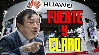 "Gambar cover Huawei responde FUERTE Y CLARO en esta ""Guerra Comercial"""