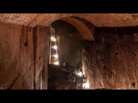 In The Dark: The Williamson Tunnels in Edge Hill, Liverpool