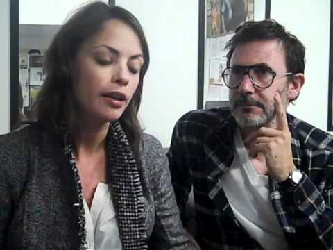 TheWrap Interviews Michel Hazanavicius and Berenice Bejo