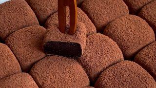 生チョコレート|집밥요리 Home Cookingさんのレシピ書き起こし