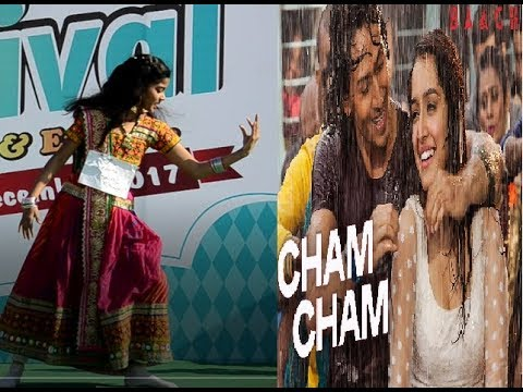 Cham Cham Full Dance Video | BAAGHI | Tiger Shroff, Shraddha Kapoor| Meet Bros, Monali Thakur