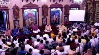 Brahmostav Festival Panel Two Discussion on Journey Of Radha Gopinath
