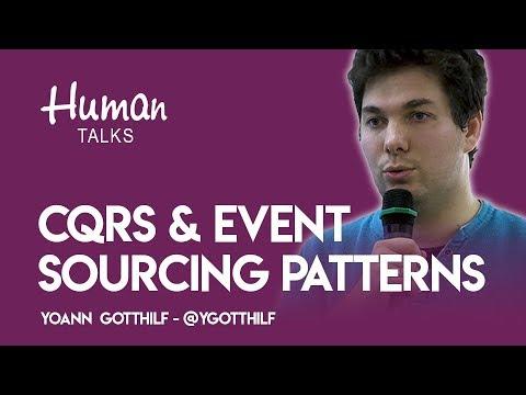 Présentation de CQRS et Event Sourcing par Yoann Gotthilf