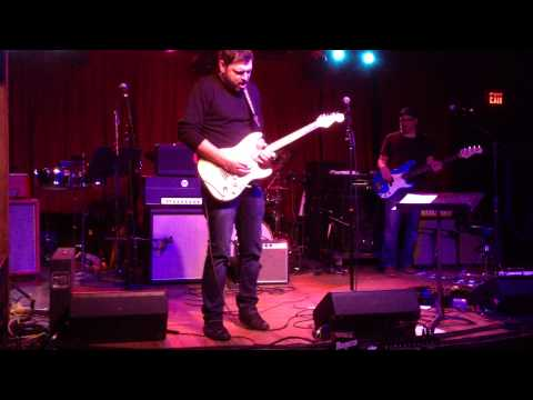 "Tom Bukovac ""Goodbye Pork Pie Hat"" from Jeff Beck tribute gig, Nashville TN"