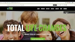 How To Log In To Your Total Life Changes TLC Back Office