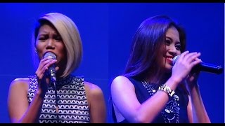 KATRINA VELARDE & MONIQUE LUALHATI - Flashlight (The Music Hall at Metrowalk: #SETLIST)