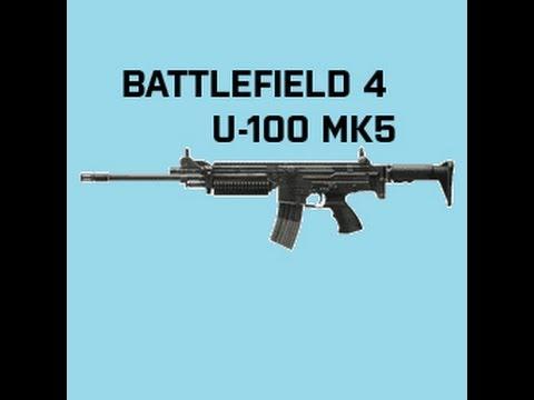 Battlefield 4 U-100 MK5