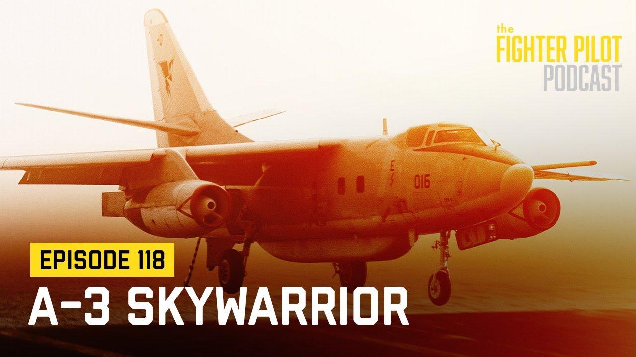 118  - A-3 Skywarrior