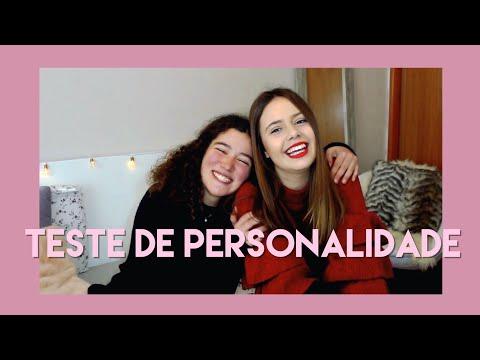 TESTE DE PERSONALIDADE C/ Sara Pacheco || Sara Vicario thumbnail