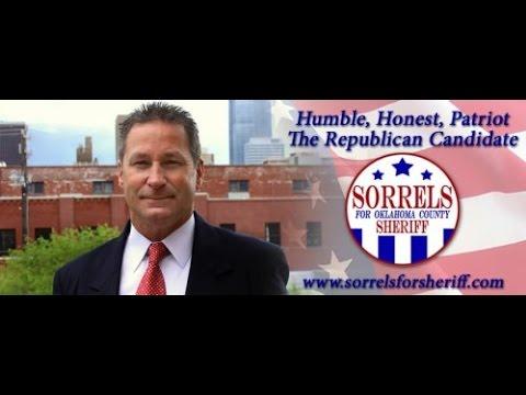 Sorrels for Sheriff
