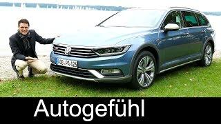 Volkswagen Passat Alltrack 2016 Videos