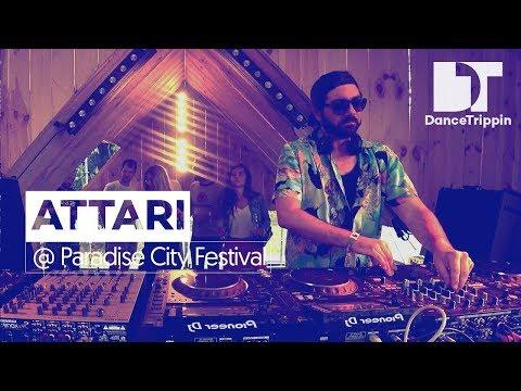 ATTARI at Paradise City Festival (Belgium)