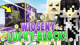 WIOSENNY LUCKY BLOCK MINECRAFT PIXELMON /w Diabeuu