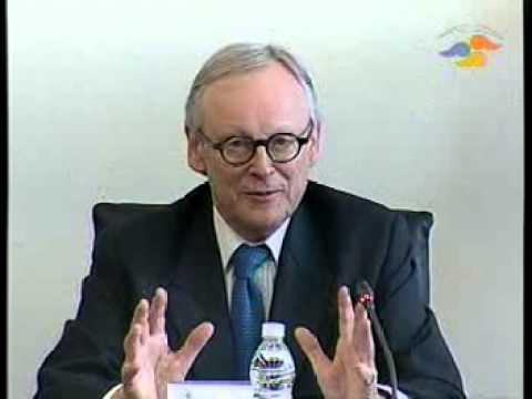 Firma de convenio de colaboración entre el Congreso de México y GLOBE Internacional. (13/05/13)