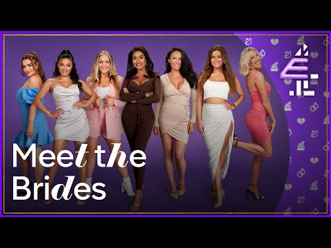 The BRIDES Are Revealed! | Married At First Sight UK