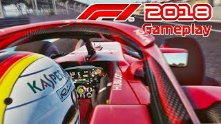F1 2018 GAMEPLAY: Paul Ricard Circuit (No Assists, Ultimate AI & Simulation Damage + Crashes)