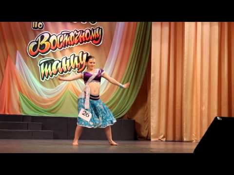 Aa Ante Amalapuram Dance Performance By Alyona