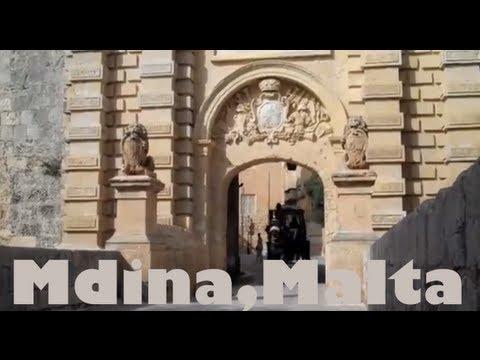 Malta's First Capital - Mdina, Malta