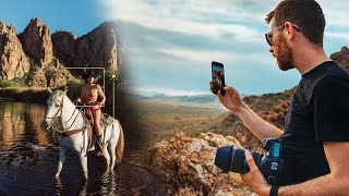 How Your Camera WANTS to be Exposed: iPhone vs DSLR