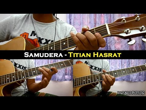 Samudera - Titian Hasrat (Instrumental/Full Acoustic/Guitar Cover)