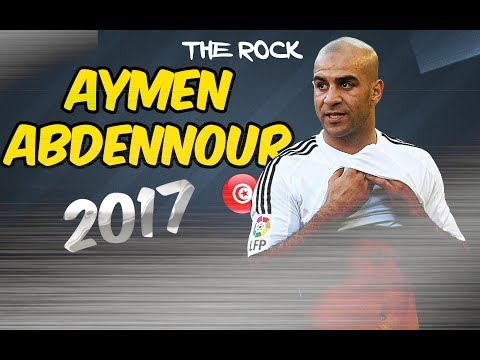 Aymen Abdennour 2017 ● The Rock ● Crazy Defensive Skills, Tackles