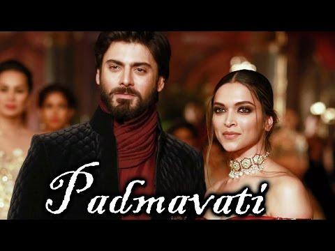 Fawad Khan To Play Deepika Padukone's Husband PADMAVATI