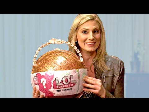 Thumbnail: Unboxing One Of The Most Sought-After Gifts: LOL Surprise with Inside Edition's Keleigh Nealon