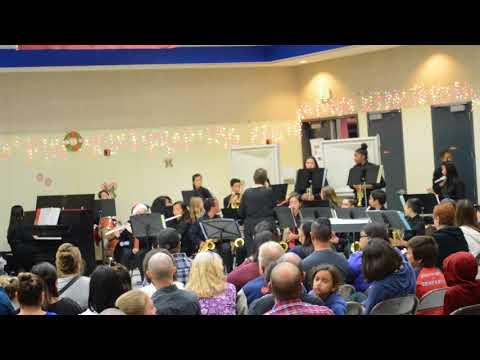 Menifee Valley Middle School Jazz Band - Nov. 29, 2017