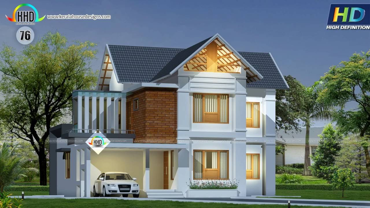 Best 150 house plans of june 2016 youtube for Top beautiful house