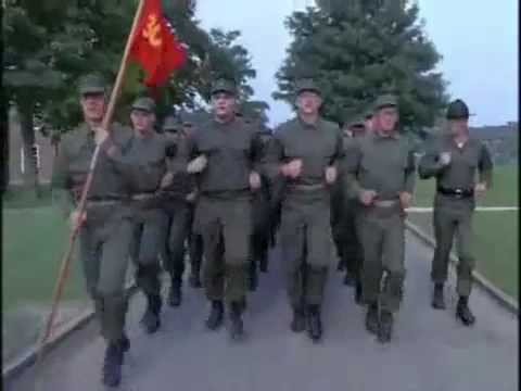 Full Metal Jacket USMC Cadences - YouTube